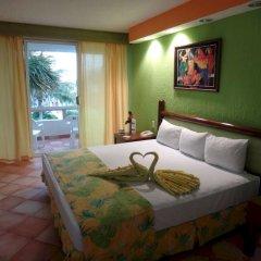 Отель Solymar Cancun Beach Resort комната для гостей фото 4