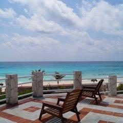 Отель Solymar Cancun Beach Resort пляж фото 2