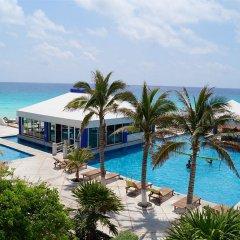 Отель Solymar Cancun Beach Resort пляж фото 3