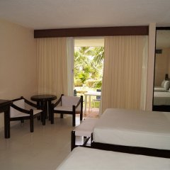 Отель Solymar Cancun Beach Resort комната для гостей