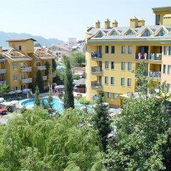 Отель Club Sultan Maris балкон