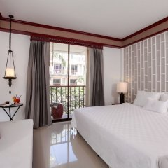 Отель New Patong Premier Resort 3* Улучшенный номер с различными типами кроватей фото 3