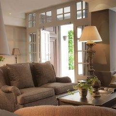 Отель Hôtel Lenox Saint Germain комната для гостей