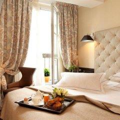 Отель Hôtel Lenox Saint Germain в номере