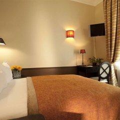 Отель Hôtel Lenox Saint Germain комната для гостей фото 5