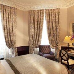 Отель Hôtel Lenox Saint Germain комната для гостей фото 3