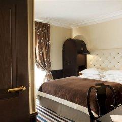Отель Hôtel Lenox Saint Germain комната для гостей фото 4
