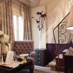 Отель Hôtel Lenox Saint Germain интерьер отеля фото 3
