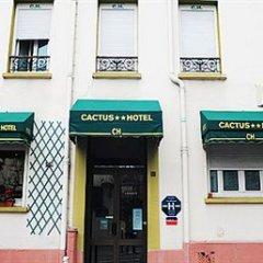 Отель Cactus банкомат
