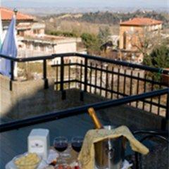 Отель Trieste Италия, Кьянчиано Терме - отзывы, цены и фото номеров - забронировать отель Trieste онлайн балкон