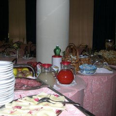 Hotel Hermitage Кьянчиано Терме питание