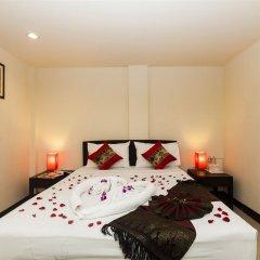 Отель Silver Resortel Номер Эконом с различными типами кроватей фото 2