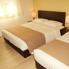 Rea Hotel Номер с общей ванной комнатой с различными типами кроватей (общая ванная комната) фото 2