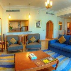 Отель Royal Club at Palm Jumeirah Апартаменты с различными типами кроватей фото 3