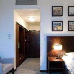 Europeum Hotel 3* Номер Делюкс с различными типами кроватей фото 6