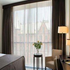 Europeum Hotel 3* Номер Делюкс с различными типами кроватей фото 5