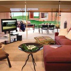 Отель Bom Sucesso Design Resort Leisure & Golf 5* Улучшенные апартаменты