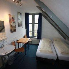 Отель Budget Hotel Hortus Нидерланды, Амстердам - 1 отзыв об отеле, цены и фото номеров - забронировать отель Budget Hotel Hortus онлайн комната для гостей фото 5