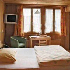 Hotel Saanerhof комната для гостей фото 3