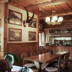 Hotel Saanerhof гостиничный бар