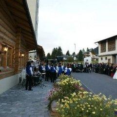 Отель Alpenhof Швейцария, Давос - отзывы, цены и фото номеров - забронировать отель Alpenhof онлайн парковка