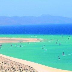Maritim Hotel Esquinzo Beach Fuerteventura пляж