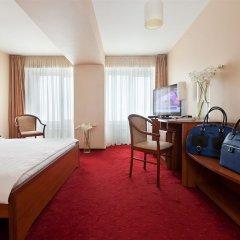 Marins Park Hotel Novosibirsk комната для гостей фото 13
