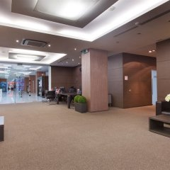 Marins Park Hotel Novosibirsk деловой центр