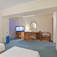 Marins Park Hotel Novosibirsk комната для гостей фото 9