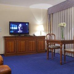 Marins Park Hotel Novosibirsk гостиная