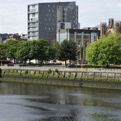 Отель Riverview Apartments Великобритания, Глазго - отзывы, цены и фото номеров - забронировать отель Riverview Apartments онлайн пляж фото 2