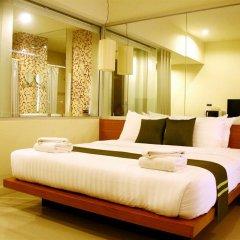 Отель Me Hotel Таиланд, Пхукет - отзывы, цены и фото номеров - забронировать отель Me Hotel онлайн комната для гостей фото 3