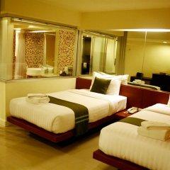 Отель Me Hotel Таиланд, Пхукет - отзывы, цены и фото номеров - забронировать отель Me Hotel онлайн комната для гостей фото 4