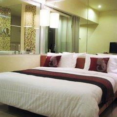 Отель Me Hotel Таиланд, Пхукет - отзывы, цены и фото номеров - забронировать отель Me Hotel онлайн комната для гостей фото 2