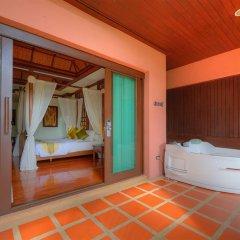 Отель Fair House Villas & Spa Самуи гидромассажная ванна