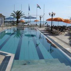 Отель Akti Aphrodite бассейн фото 3