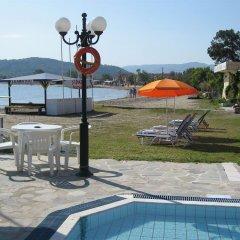 Отель Akti Aphrodite бассейн