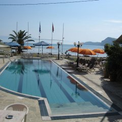 Отель Akti Aphrodite бассейн фото 2