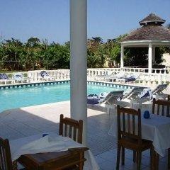 Отель Paradise L' Horizon бассейн