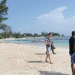 Отель Paradise L' Horizon пляж