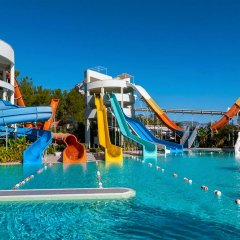 Отель Rixos Sungate - All Inclusive аквапарк