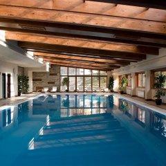 St. Ivan Rilski Hotel & Apartments закрытый бассейн