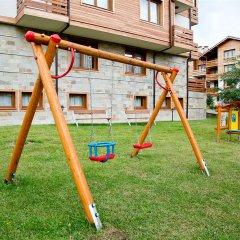 St. Ivan Rilski Hotel & Apartments открытая детская игровая площадка