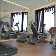 Hotel Porta Fira Sup фитнесс-зал фото 2