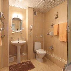 Лайнер Аэропорт-Отель Екатеринбург ванная фото 3