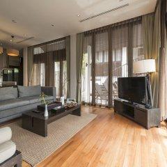 Отель The Sea Koh Samui Boutique Resort & Residences Самуи комната для гостей фото 7
