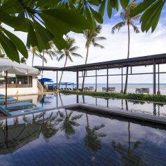 Отель The Sea Koh Samui Boutique Resort & Residences Самуи открытый бассейн