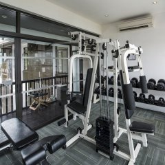 Отель The Sea Koh Samui Boutique Resort & Residences Самуи гимнастика