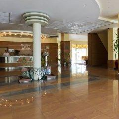 Отель Club Hotel Flora Park Болгария, Солнечный берег - отзывы, цены и фото номеров - забронировать отель Club Hotel Flora Park онлайн интерьер отеля