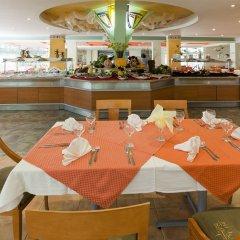 Отель Club Hotel Flora Park Болгария, Солнечный берег - отзывы, цены и фото номеров - забронировать отель Club Hotel Flora Park онлайн питание фото 3